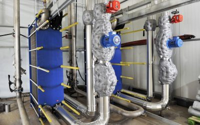 Heat Exchangers geothermal well